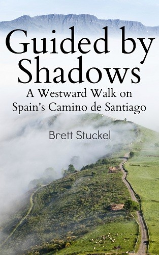 Guided by Shadows - Camino de Santiago book cover