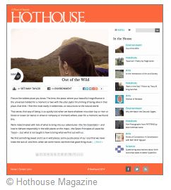 hothouse magazine